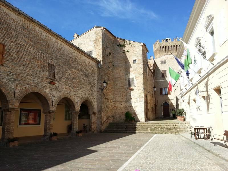 Moresco casa nel centro storico