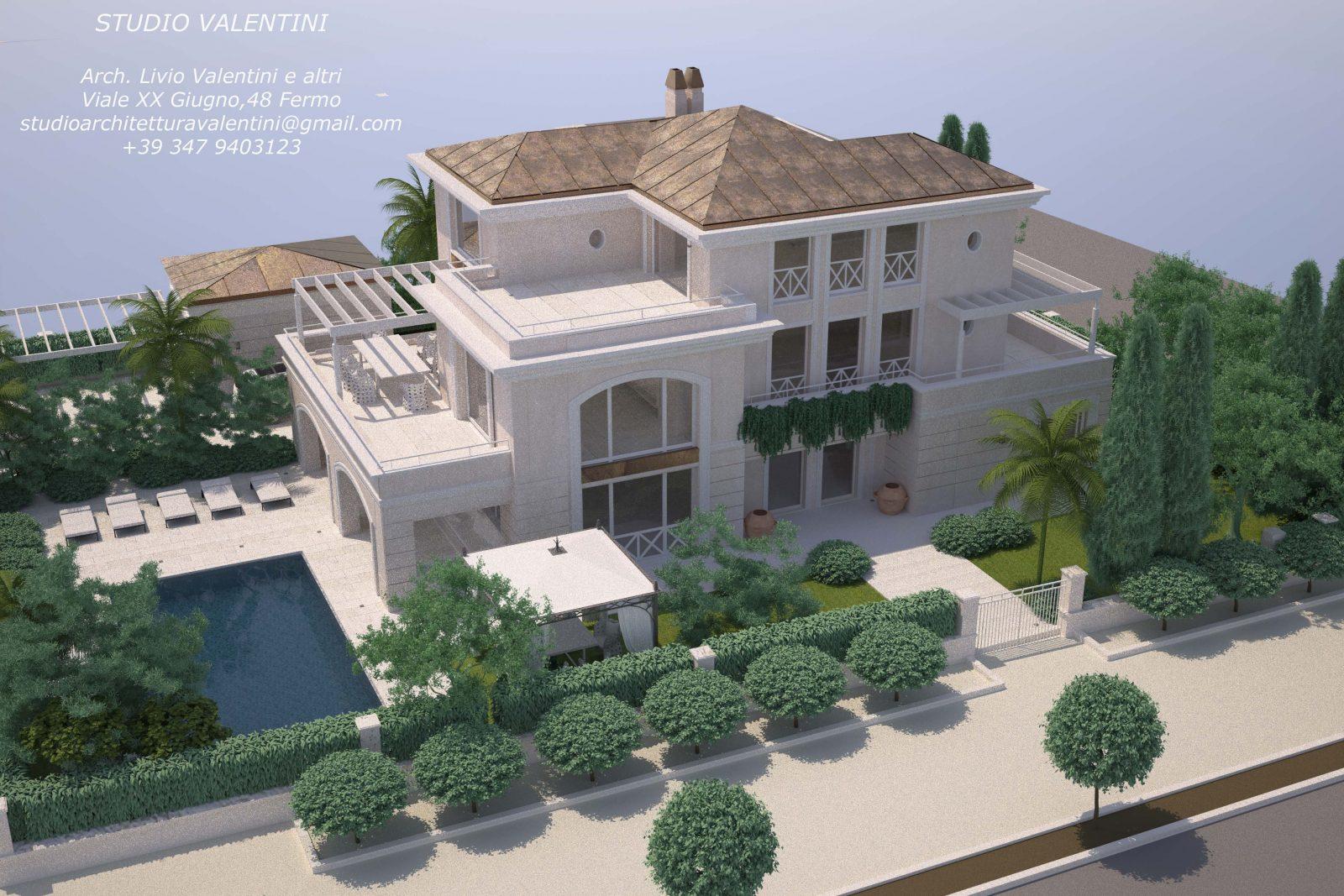 Casa indipendente a Porto San Giorgio