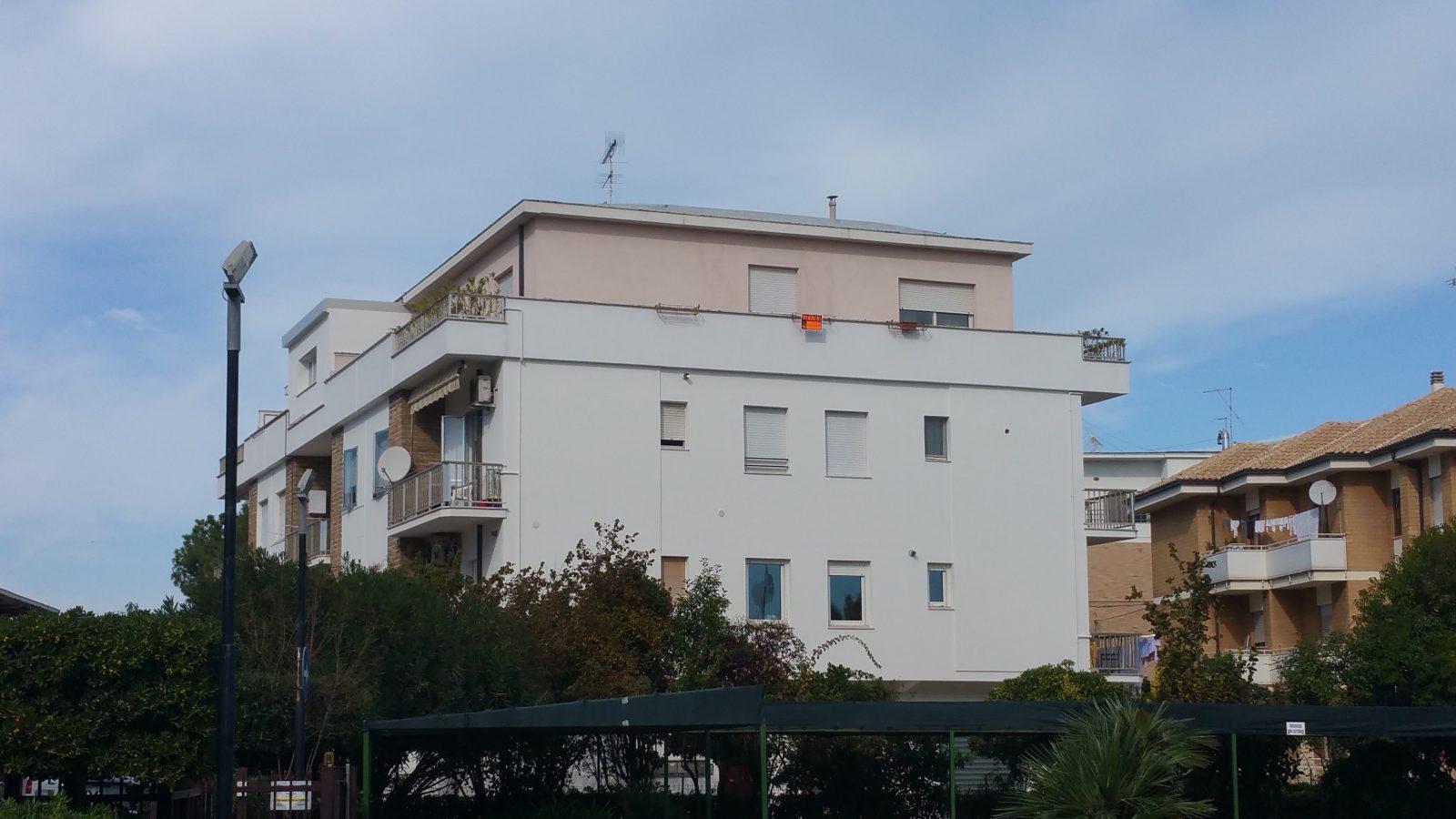 Attico vista mare a Porto San Giorgio